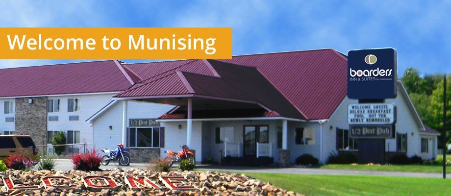 Hotels In Munising Mi Area